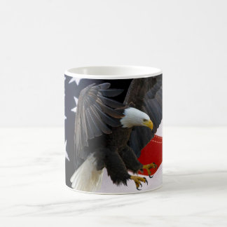 Patriotic American Flag Eagle4 Awesome Coffee Mugs