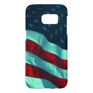 Patriotic American Flag iPhone 7 Case