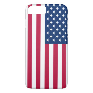Patriotic American Flag iPhone 7 Plus Case