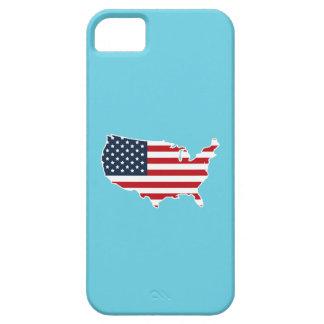Patriotic American Flag United States iPhone Case