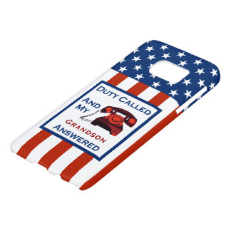 [Patriotic American]  Military Veteran Duty Called