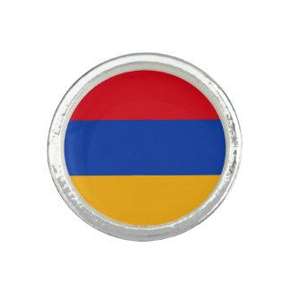 Patriotic Armenia Flag