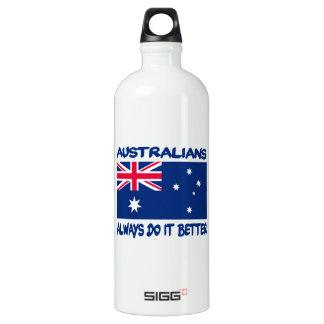 Patriotic Australian designs SIGG Traveller 1.0L Water Bottle