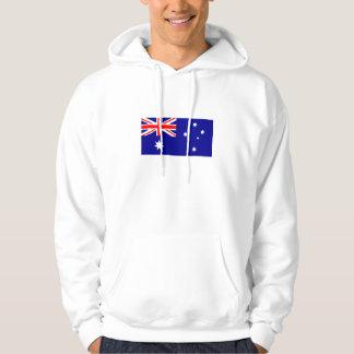 Patriotic Australian Flag Hoodie