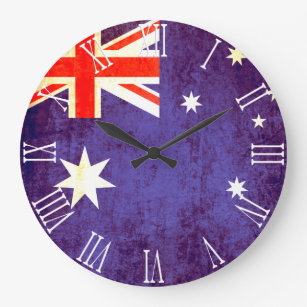 Australian Flag Art Amp Wall D 233 Cor Zazzle Com Au