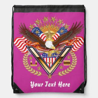 Patriotic Backpack? Beach Bag? Runner?