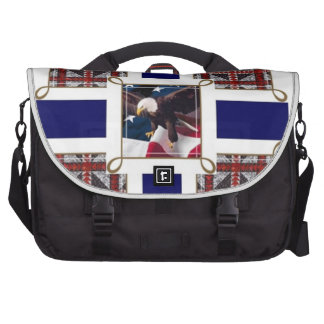 Patriotic Bag Laptop Computer Bag