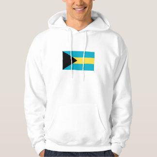 Patriotic Bahamian Flag Hoodie