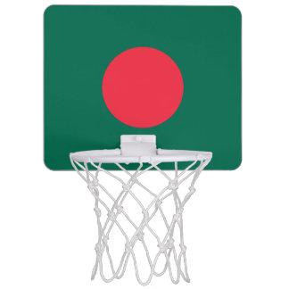 Patriotic Bangladeshi Flag Mini Basketball Hoop