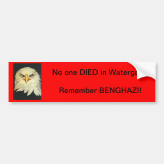 Patriotic Begahzi Bumper Sticker