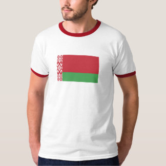 Patriotic Belarusian Flag T-Shirt