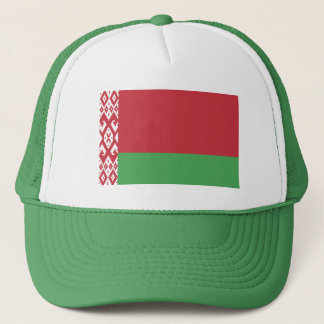 Patriotic Belarusian Flag Trucker Hat