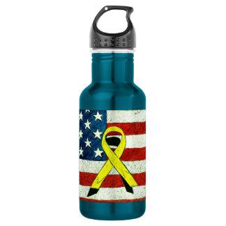 Patriotic Bottle 532 Ml Water Bottle