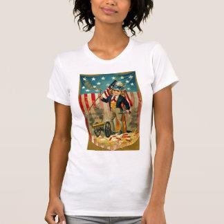 Patriotic Boy Shirt