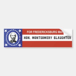 Patriotic Campaign Sticker