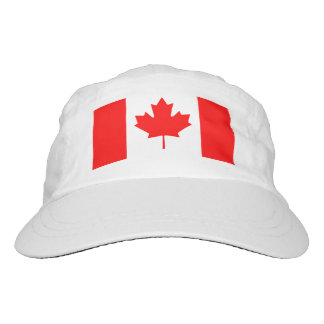 Patriotic Canadian flag knit or woven sports hats Hat
