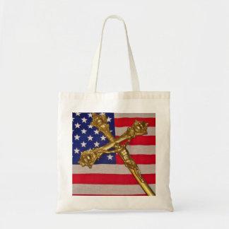 Patriotic Catholic Bag