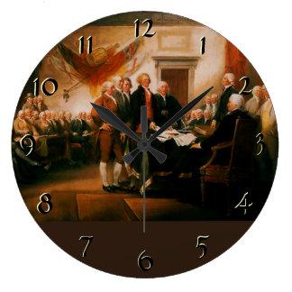 Patriotic Clock