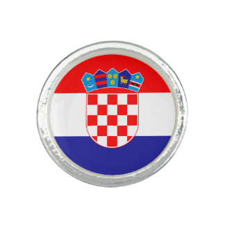 Patriotic Croatian Flag