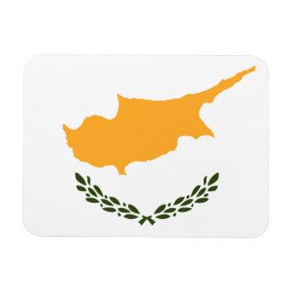 Patriotic Cyprus Flag Magnet