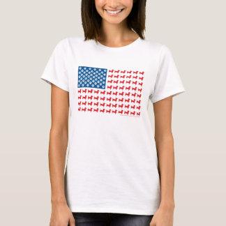Patriotic Dachshund Doxie T-Shirt