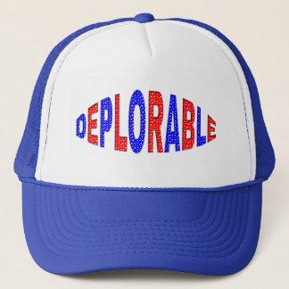 Patriotic DEPLORABLE Hats Cap