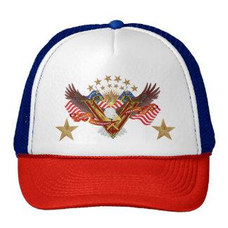 Patriotic Disabled Veteran set 1 Cap