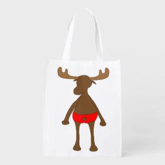Patriotic, Eh? Moose