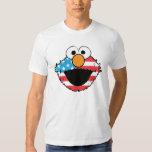 Patriotic Elmo T-shirts