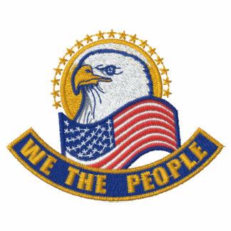 Patriotic Embroidery