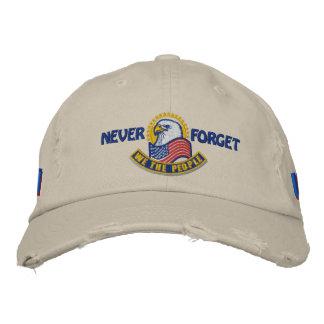 Patriotic Embroidery Baseball Cap