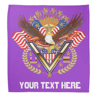 Patriotic Family or Veteran View About Design Do-rags