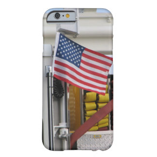 Patriotic Fire Truck Barely There iPhone 6 Case