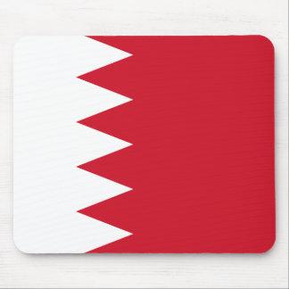 Patriotic Flag of Bahrain Mouse Pad