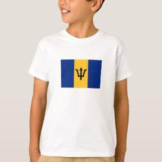 Patriotic Flag of Barbados T-Shirt