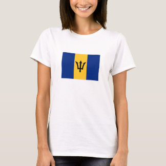 Patriotic Flag of Barbados T-Shirt