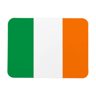Patriotic flexible magnet with flag of Ireland