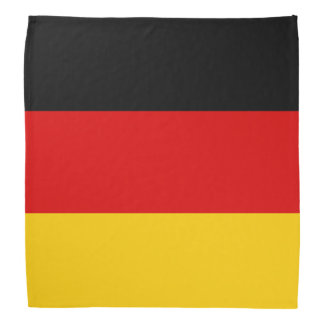 Patriotic German Flag Bandana
