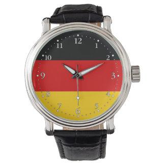 Patriotic German Flag Watch