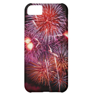 Patriotic Gifts Fireworks from the 4th of July iPhone 5C Cases