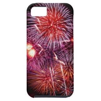 Patriotic Gifts Fireworks from the 4th of July iPhone 5 Cover