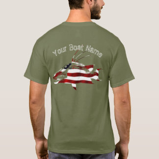 Patriotic Hog Snapper Shirt