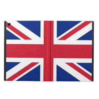 Patriotic ipad case with Flag of United Kingdom