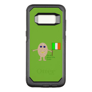 Patriotic Irish Egg Phone Case