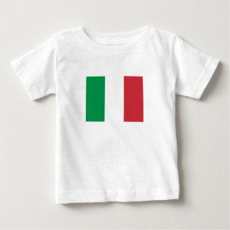 Patriotic Italian Flag Baby T-Shirt