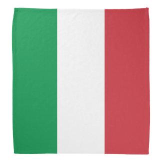 Patriotic Italian Flag Bandana