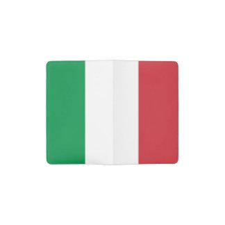 Patriotic Italian Flag Pocket Moleskine Notebook