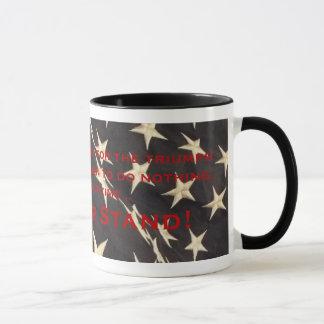 "Patriotic ""Make Your Stand"" Coffee Mug"