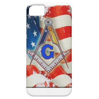 Patriotic Mason iPhone 5 Covers