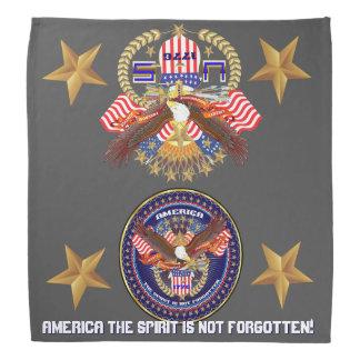 Patriotic or Veteran Important View About Design Bandannas